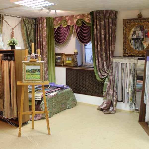 Производство и пошив штор
